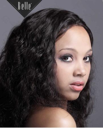 Body Wave 100% Premium Peruvian Virgin Hair Silk Top Full Lace Wig In Stock