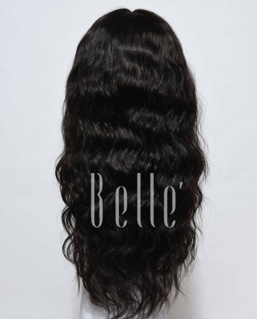 Swiss Lace Front Wigs 100% Premium Indian Remy Hair Brazilian Wave