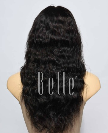Swiss Lace Front Wigs 100% Premium Chinese Virgin Hair Brazilian Wave