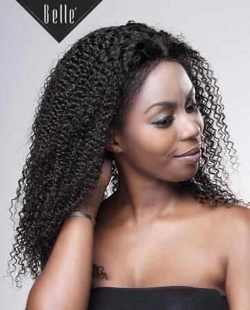 100% High Quality Human Hair Mongolian Virgin Hair Silk Top Full Lace Wig Kinky Curl