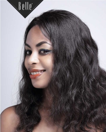 Affordable Silk Top Full Lace Wig Natural Wave Best Indian Virgin Hair No Shedding