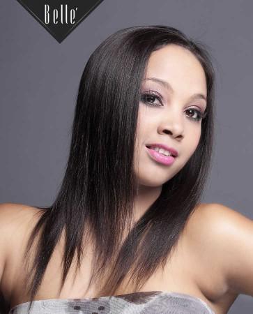 Best Seller Light Yaki 100% Premium Indian Remy Hair Silk Top Full Lace Wig