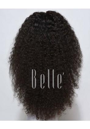Silk Top Full Lace Wigs 100% Premium Brazilian Virgin Hair 10mm Curl
