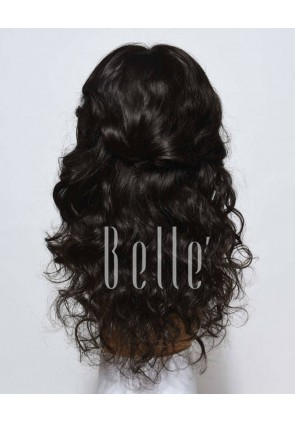 100% Authentic Human Hair Mongolian Virgin Hair Full Lace Wig Beyonce Wave