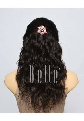 Beyonce Wave 100% Best Malaysian Virgin Hair Lace Front Wig