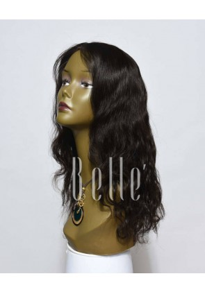 100% Premium Peruvian Virgin Hair Full Lace Wig Body Wave In Stock
