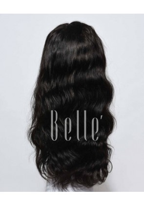 100% Premium Brazilian Virgin Hair Silk Top Full Lace Wig Body Wave In Stock