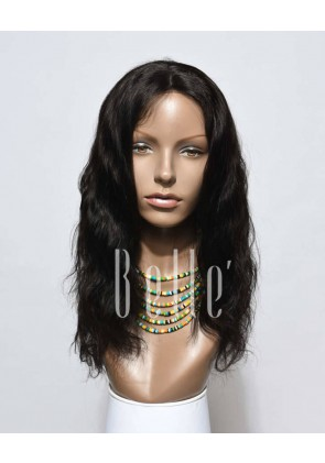 100% Premium Indian Remy Hair Full Lace Wig Body Wave In Stock