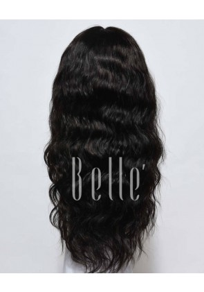 Affordable Silk Top Lace Front Wigs 100% Premium Indian Remy Hair Brazilian Wave