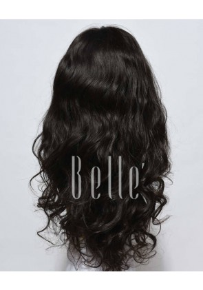 Glueless Full Lace Wigs Indian Remy Hair European Curl